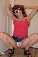 Silk Panties Upskirt Pics