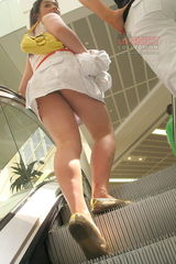 Harrison recommend best of upskirt thong mall