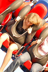 Thank you Theme park upskirt