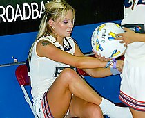 Rita Simons tennis up skirts