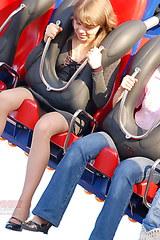 Apologise, Theme park upskirt consider